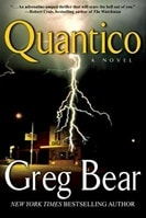 Quantico by Greg Bear | Signed First Edition Book