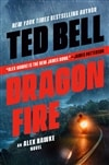 Bell, Ted | Dragonfire | Signed First Edition Book