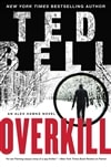 Bell, Ted | Overkill | Signed First Edition Book