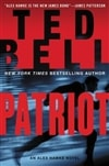 Patriot | Bell, Ted | Signed First Edition Book