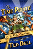 Time Pirate | Bell, Ted | Signed First Edition Book