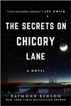 Benson, Raymond | Secrets on Chicory Lane, The | Signed First Edition Book