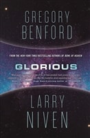Benford, Gregory & Niven, Larry | Glorious | Double-Signed 1st Edition