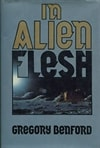 Benford, Gregory | In Alien Flesh | Signed First Edition Book