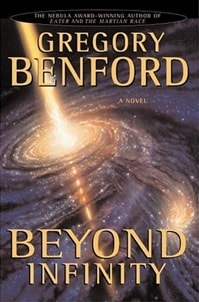 Beyond Infinity | Benford, Gregory | Signed First Edition Book