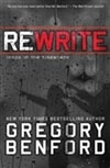 Benford, Gregory | Rewrite: Loops in the Timescape | Signed First Edition Copy