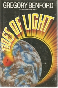 Tides of Light | Benford, Gregory | Signed First Edition Book