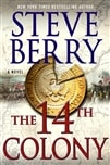 Berry, Steve | 14th Colony, The | Signed First Edition Book
