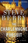Charlemagne Pursuit | Berry, Steve | Signed First Edition Book