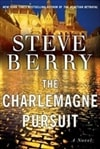 Berry, Steve - Charlemagne Pursuit (Signed First Edition)