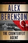 Berenson, Alex - Counterfeit Agent, The (Signed First Edition)