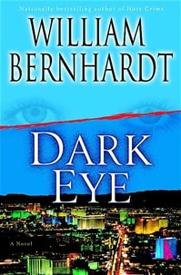 Dark Eye | Bernhardt, William | Signed First Edition Book