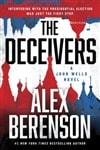 Berenson, Alex | Deceivers, The | Signed First Edition Book