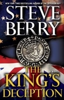 King's Deception, The | Berry, Steve | Signed First Edition Book
