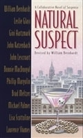 Natural Suspect | Bernhardt, William | Signed First Edition Book