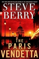Paris Vendetta, The | Berry, Steve | Signed First Edition Book