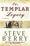 Berry, Steve - Templar Legacy, The (Signed First Edition)