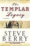 Berry, Steve | Templar Legacy, The | Signed First Edition Book