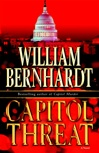 Capitol Threat | Bernhardt, William | Signed First Edition Book