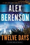 Berenson, Alex - Twelve Days (Signed First Edition)
