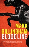 Bloodline | Billingham, Mark | Signed First Edition Book
