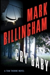 Billingham, Mark | Cry Baby | Signed First Edition Book