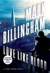 Love Like Blood | Billingham, Mark | Signed First Edition Book