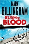 Rush of Blood | Billingham, Mark | Signed First Edition UK Book