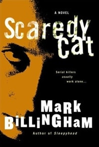 Scaredy Cat | Billingham, Mark | Signed First Edition Book