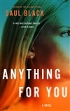 Black, Saul (aka Duncan, Glen) | Anything for You | Signed First Edition Copy