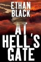 At Hell's Gate | Black, Ethan (Reiss, Bob) | Signed First Edition Book