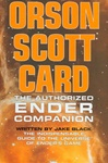 Orson Scott Card: Authorized Ender Companion, The | Black, Jake | Signed First Edition Book