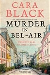 Black, Cara | Murder in Bel-Air | Signed First Edition Copy