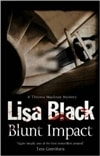 Blunt Impact | Black, Lisa | Signed First Edition UK Book