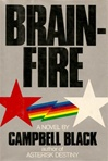 BrainFire | Armstrong, Campbell (as Campbell Black) | Signed First Edition Book