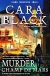 Black, Cara - Murder on the Champ de Mars (Signed First Edition)