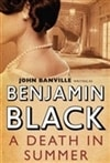 Death in Summer, A | Banville, John (as Black, Benjamin) | Signed First Edition UK Book