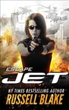 JET: Escape | Blake, Russell | Signed First Edition Trade Paper Book
