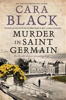 Murder in Saint-Germain | Black, Cara | Signed First Edition Book