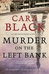 Murder on the Left Bank | Black, Cara | Signed First Edition Book