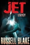 JET V: Legacy | Blake, Russell | Signed First Edition Trade Paper Book