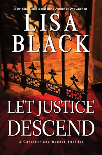 Let Justice Descend by Lisa Black