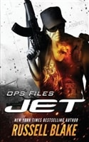 JET: Ops Files | Blake, Russell | Signed First Edition Trade Paper Book
