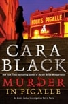 Black, Cara - Murder in Pigalle (Signed First Edition)