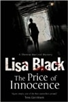 Black, Lisa - Price of Innocence (Signed First UK Edition)