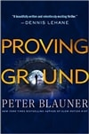 Blauner, Peter | Proving Ground | Signed First Edition Book