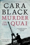 Black, Cara | Murder on the Quai | Signed First Edition Book