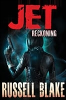 JET IV: Reckoning | Blake, Russell | Signed First Edition Trade Paper Book