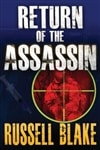 Return of the Assassin | Blake, Russell | Signed First Edition Trade Paper Book