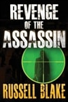 Revenge of the Assassin | Blake, Russell | Signed First Edition Trade Paper Book